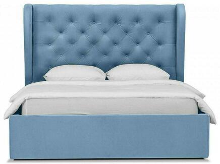Кровать jazz (ogogo) голубой 177x146x224 см.