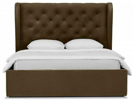 Кровать jazz (ogogo) коричневый 177x146x224 см.