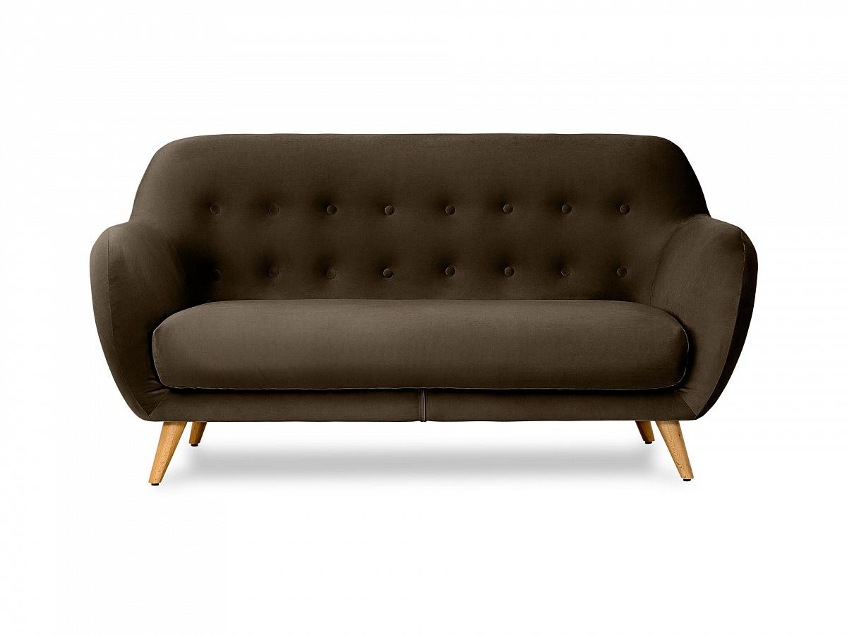 Ogogo диван loa коричневый 116751/116780