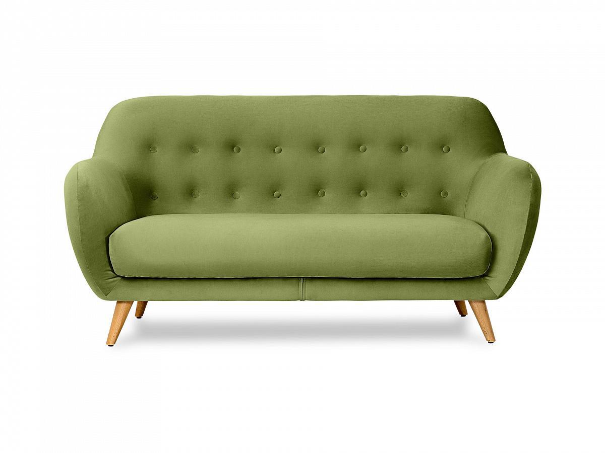 Ogogo диван loa зеленый 116762/7