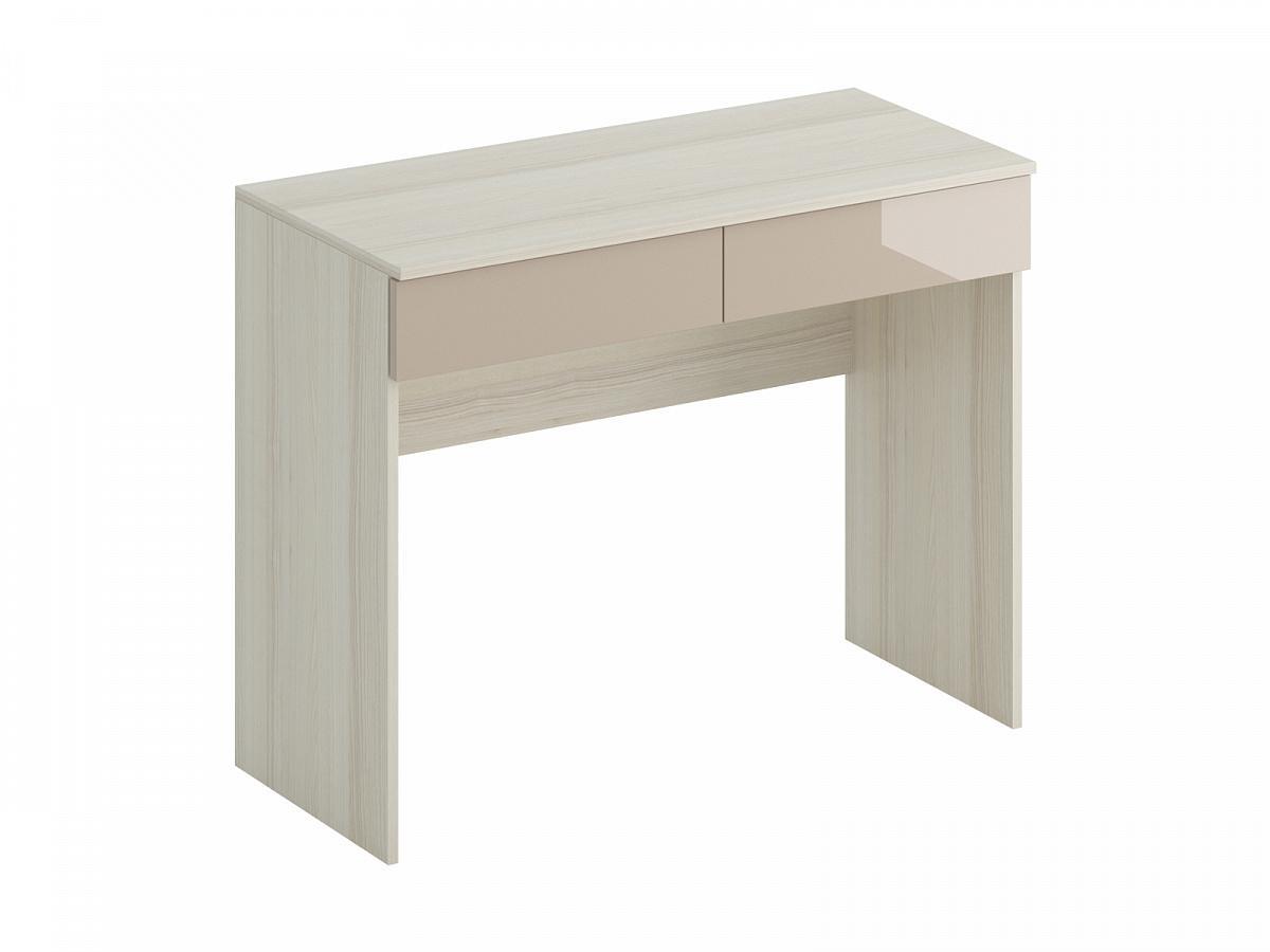 Туалетный столик uno (ogogo) серый 100x78x45 см.