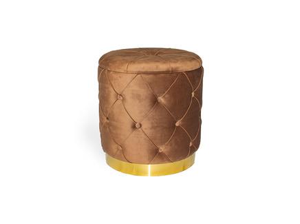 Пуфик paris (my interno) коричневый 48 см.