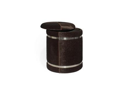 Пуфик houston (my interno) серый 44 см.