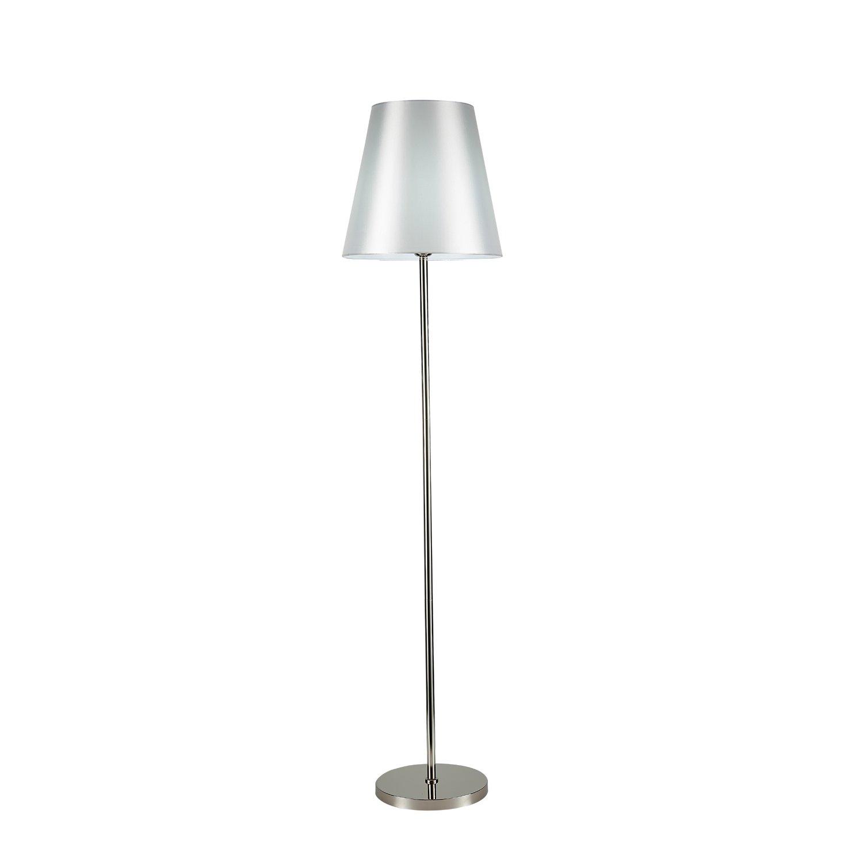 Торшер bellino (st luce) серебристый 149 см.