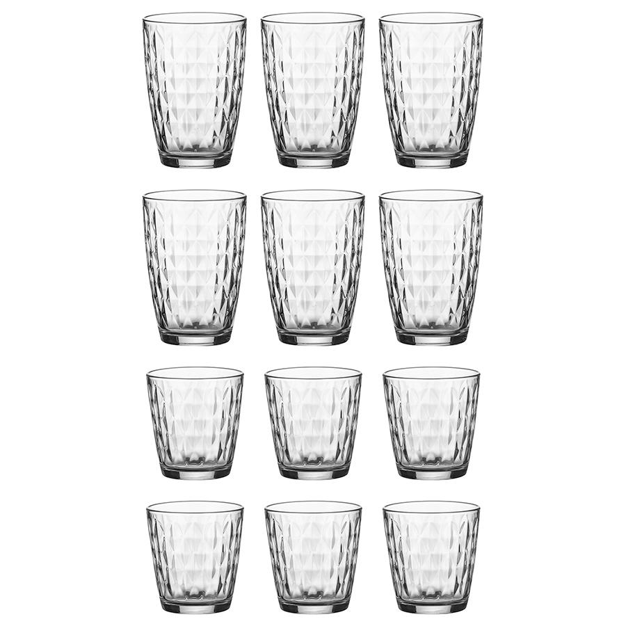 Набор стаканов jewel (12 шт) (ravenhead) прозрачный 26x21x17 см.