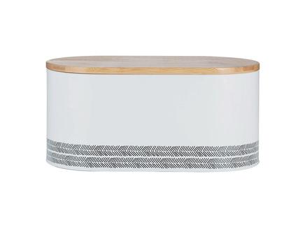 Хлебница monochrome (typhoon) белый 34x16x17 см.