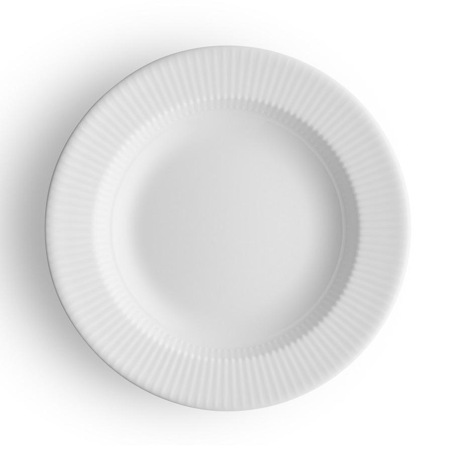 Тарелка глубокая legio nova (eva solo) белый