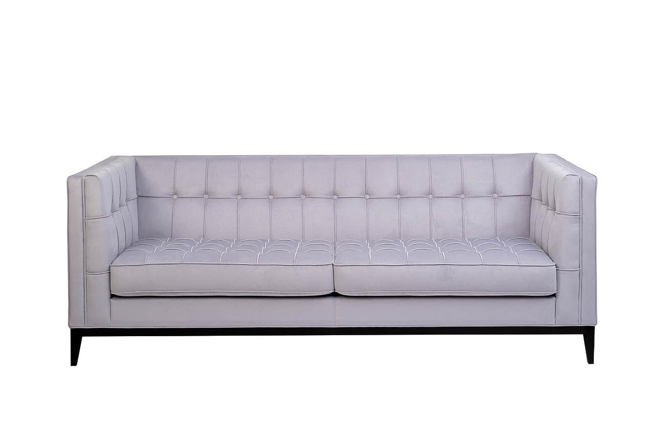 Garda decor диван palermo фиолетовый 118056/3
