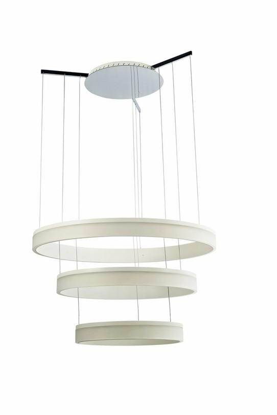 Подвесной светильникПодвесные светильники<br>Материал корпуса: алюминий, акрил<br>Напряжение: 100-240V<br>Габариты, мм: Диаметр: 450 - 600 - 800 Свет: теплый<br>Световой поток, лм: 4500<br>Температура, К: 3000&amp;lt;div&amp;gt;&amp;lt;div&amp;gt;Тип лампы: LED&amp;lt;/div&amp;gt;&amp;lt;div&amp;gt;Мощность: 70W&amp;lt;/div&amp;gt;&amp;lt;div&amp;gt;Средняя продолжительность жизни LED лампы: 15,000 часов&amp;lt;/div&amp;gt;&amp;lt;/div&amp;gt;<br><br>Material: Алюминий<br>Length см: None<br>Width см: None<br>Depth см: None<br>Height см: None<br>Diameter см: 80.0