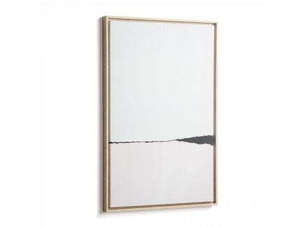 Картина wrigley (la forma) мультиколор 60x90x4 см.