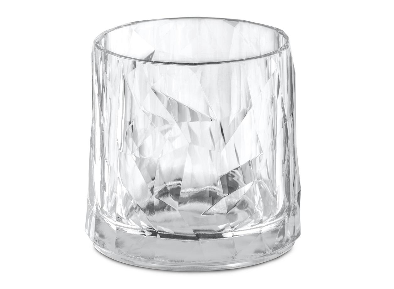 Стакан superglas club no.2 (koziol) прозрачный 9x8x9 см.