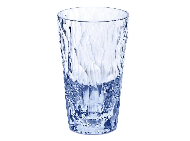 Стакан superglas club no.6 (koziol) синий 8x14x8 см.