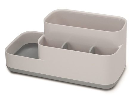 Органайзер для ванной комнаты easystore™ (joseph joseph) серый 24x11x11 см.