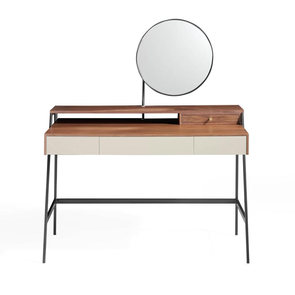 Туалетный столик (angel cerda) коричневый 120x138x60 см.