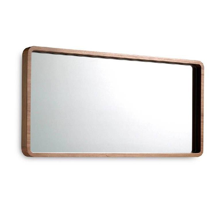 Зеркало (angel cerda) коричневый 100x50x7 см.