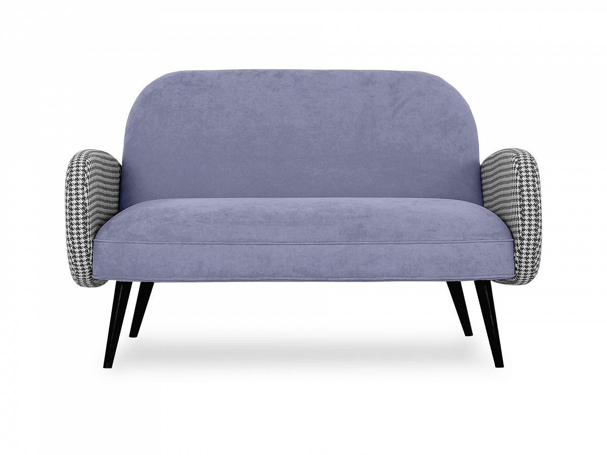 Ogogo диван двухместный bordo фиолетовый 118913/118971
