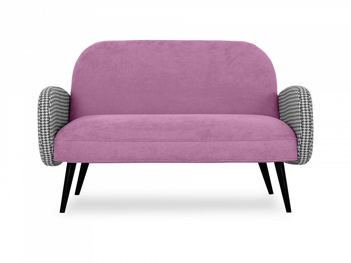 Ogogo диван двухместный bordo розовый 118910/4