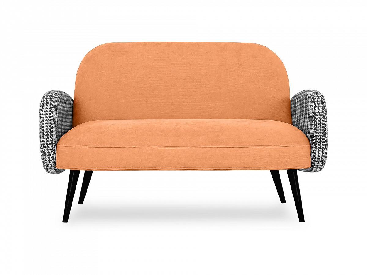 Ogogo диван двухместный bordo оранжевый 118918/9