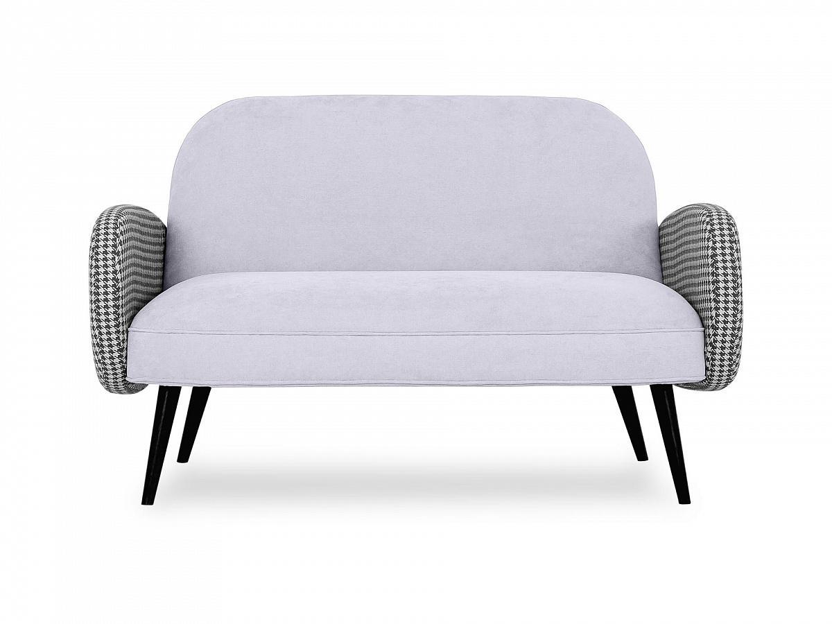 Ogogo диван двухместный bordo фиолетовый 118919/9