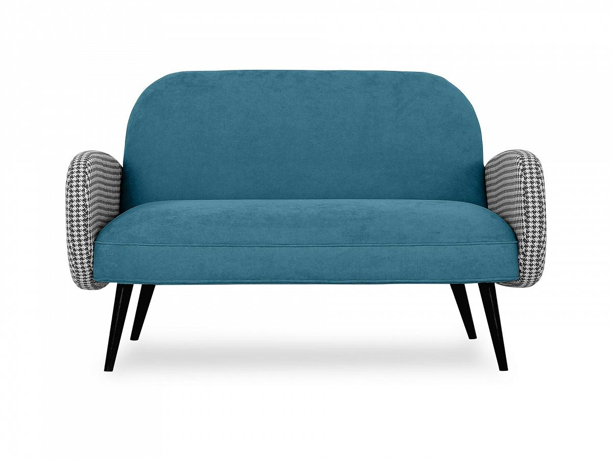 Ogogo диван двухместный bordo бирюзовый 118920/2