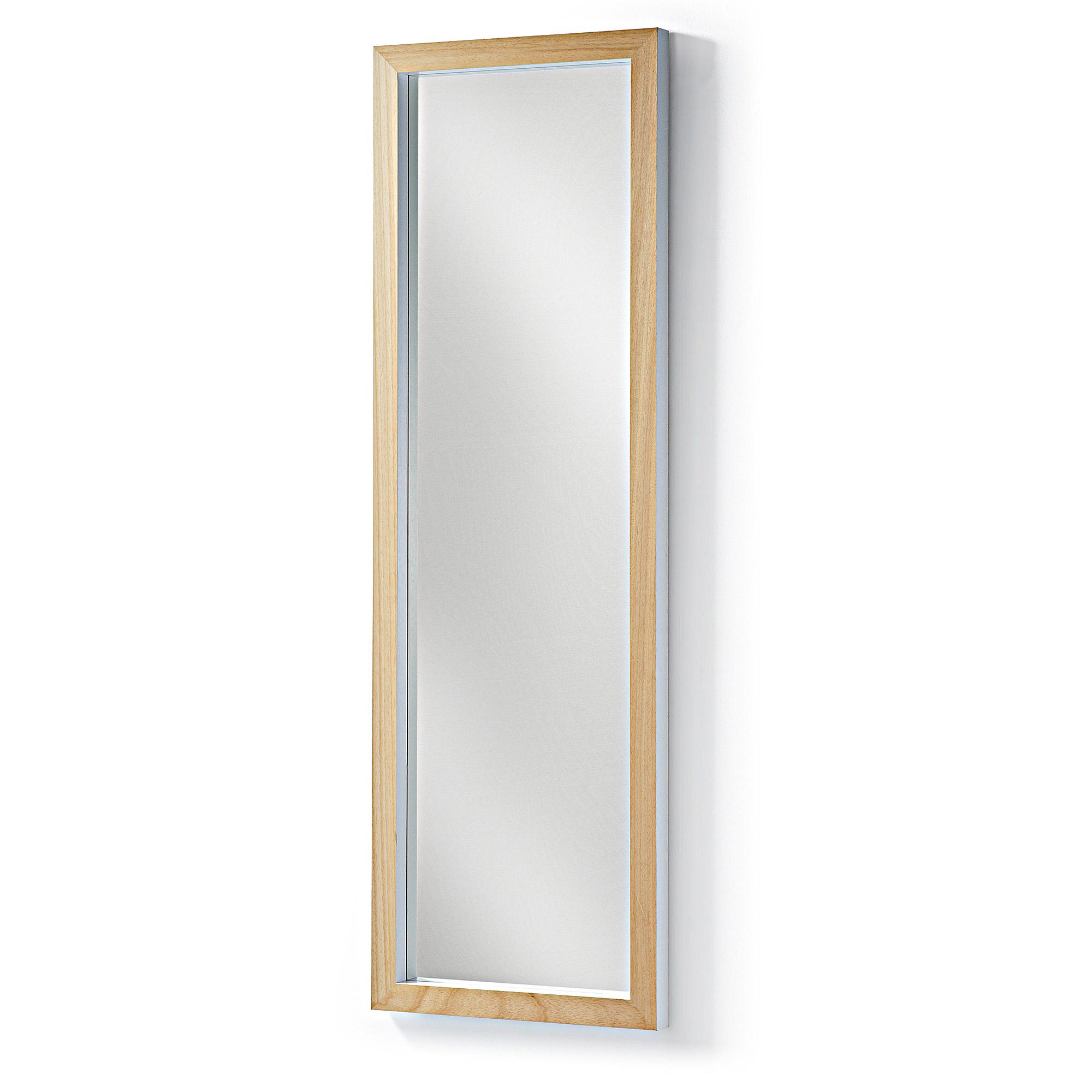 Зеркало drop (la forma) бежевый 48x148x4 см.