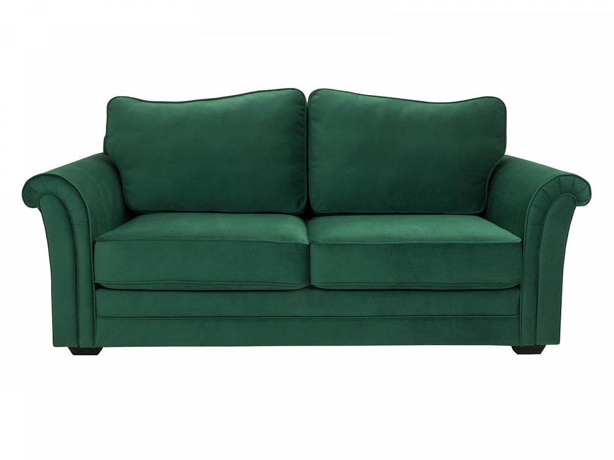 Ogogo диван-кровать двухместный sydney зеленый 118938/8