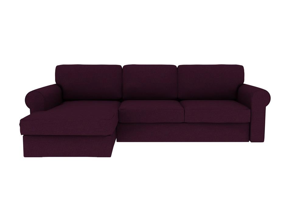 Ogogo диван murom красный 118943/8