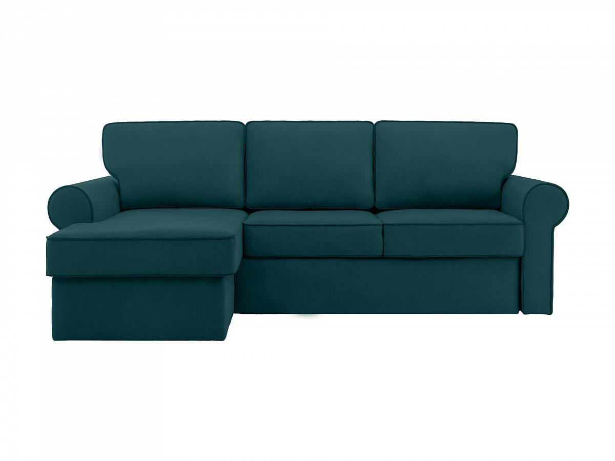 Ogogo диван murom бирюзовый 118945/6