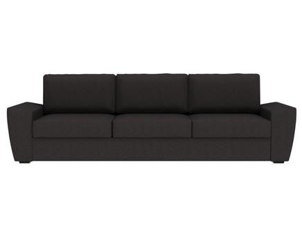 Диван peterhof (ogogo) черный 290x88x96 см.