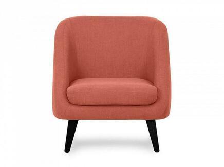 Кресло corsica (ogogo) красный 74x77x85 см.