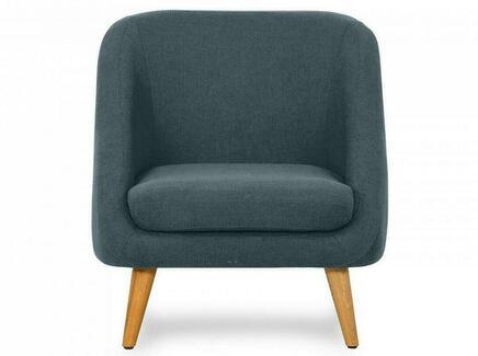 Кресло corsica (ogogo) синий 74x77x85 см.