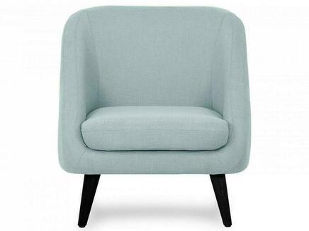 Кресло corsica (ogogo) голубой 74x77x85 см.