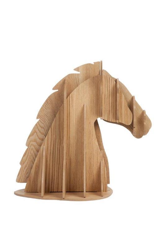Декоративная голова лошади Vixen BrownСтатуэтки<br>Цвет: песочный<br><br>Material: МДФ<br>Length см: 39<br>Width см: 27<br>Height см: 41