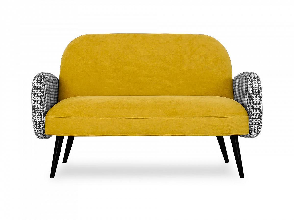 Ogogo диван двухместный bordo мультиколор 119076/2