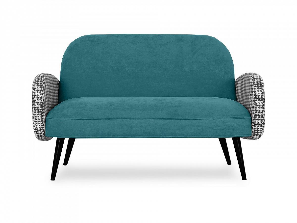 Ogogo диван двухместный bordo мультиколор 119077/119097