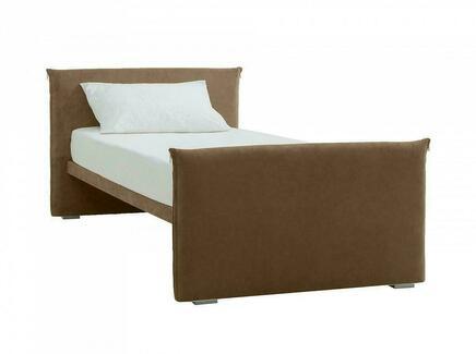Кровать studio (ogogo) коричневый 112x80x219 см.