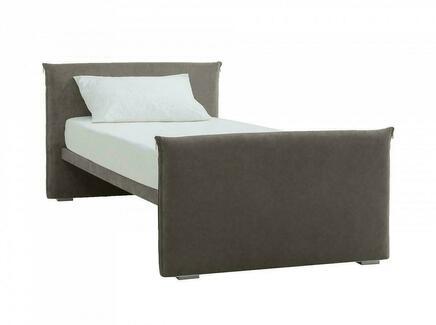 Кровать studio (ogogo) серый 112x80x219 см.