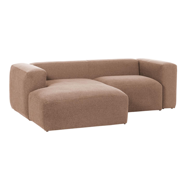 La forma диван-шезлонг blok розовый 119201/9