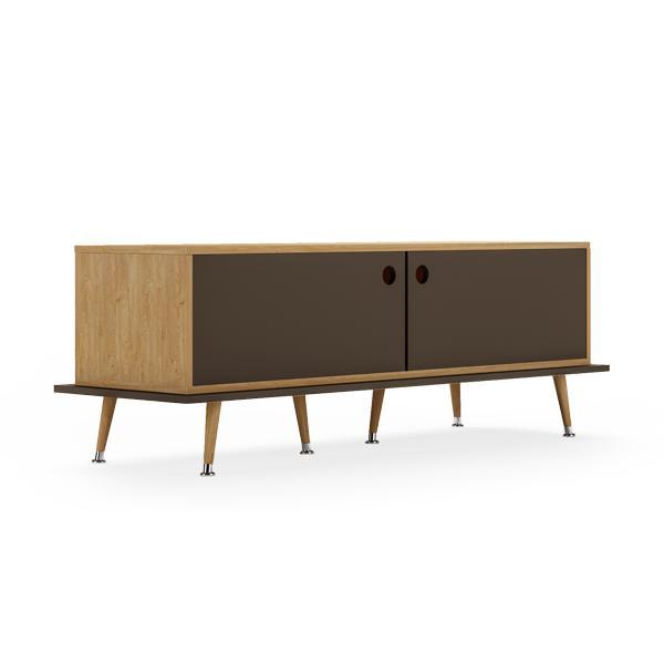 Тумба woodi (woodi) коричневый 159x53x50 см.