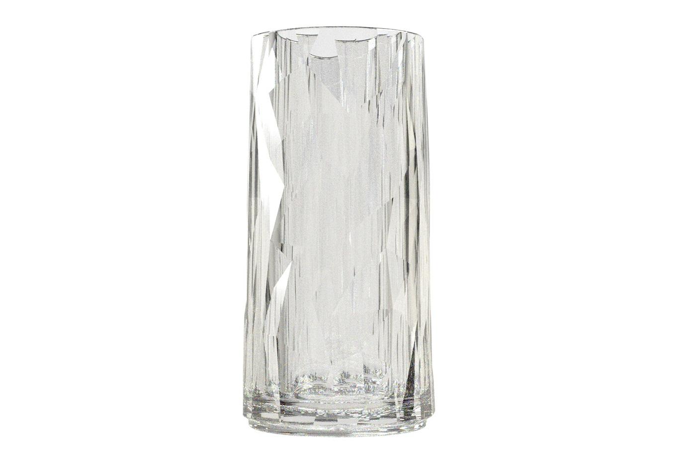 Стакан superglas club (koziol) прозрачный 17 см.