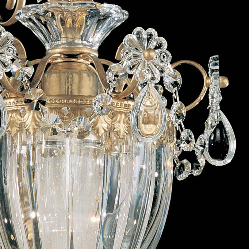 Люстра BagatelleЛюстры подвесные<br>&amp;lt;div&amp;gt;Подвесной светильник из коллекции Bagatelle. Плафон из из прозрачного хрусталя. Цвет арматуры - золотой, прозрачные подвески с кристаллами Heritage Handcut. Есть возможность регулировать высоту люстры за счет звеньев цепи.&amp;lt;/div&amp;gt;&amp;lt;div&amp;gt;&amp;lt;br&amp;gt;&amp;lt;/div&amp;gt;&amp;lt;div&amp;gt;Вид цоколя: E27&amp;lt;/div&amp;gt;&amp;lt;div&amp;gt;Мощность: &amp;amp;nbsp;40W&amp;amp;nbsp;&amp;lt;/div&amp;gt;&amp;lt;div&amp;gt;Количество ламп: 1 (нет в комплекте)&amp;lt;/div&amp;gt;<br><br>Material: Хрусталь<br>Ширина см: 20.0<br>Высота см: 24.0<br>Глубина см: 20.0