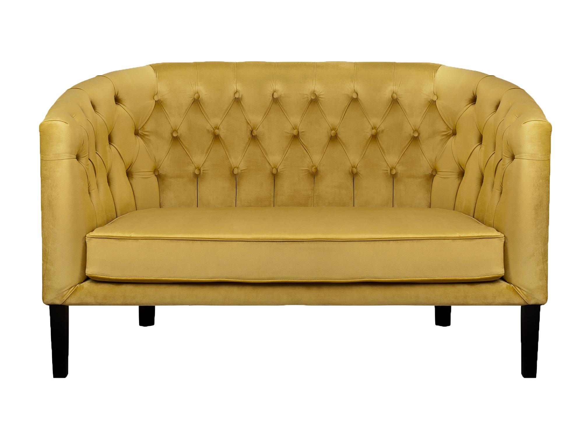 Mak-interior диван harry желтый 120968/2