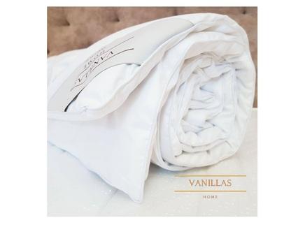 Кашемировое одеяло детское анже (vanillas home) белый 110x140 см.