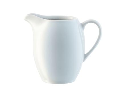 Молочник dine (lsa international) белый 8x10x8 см.