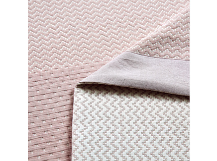 Одеяло легкое (asabella) розовый 200x220 см.