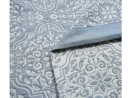 Одеяло легкое (asabella) синий 160x220 см.