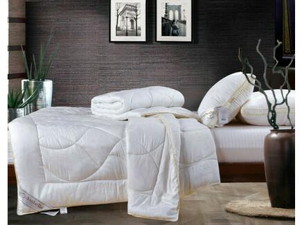 Одеяло (asabella) белый 160x220 см.