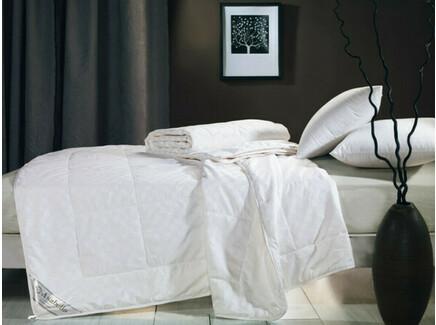 Одеяло шелковое (asabella) белый 220x240 см.