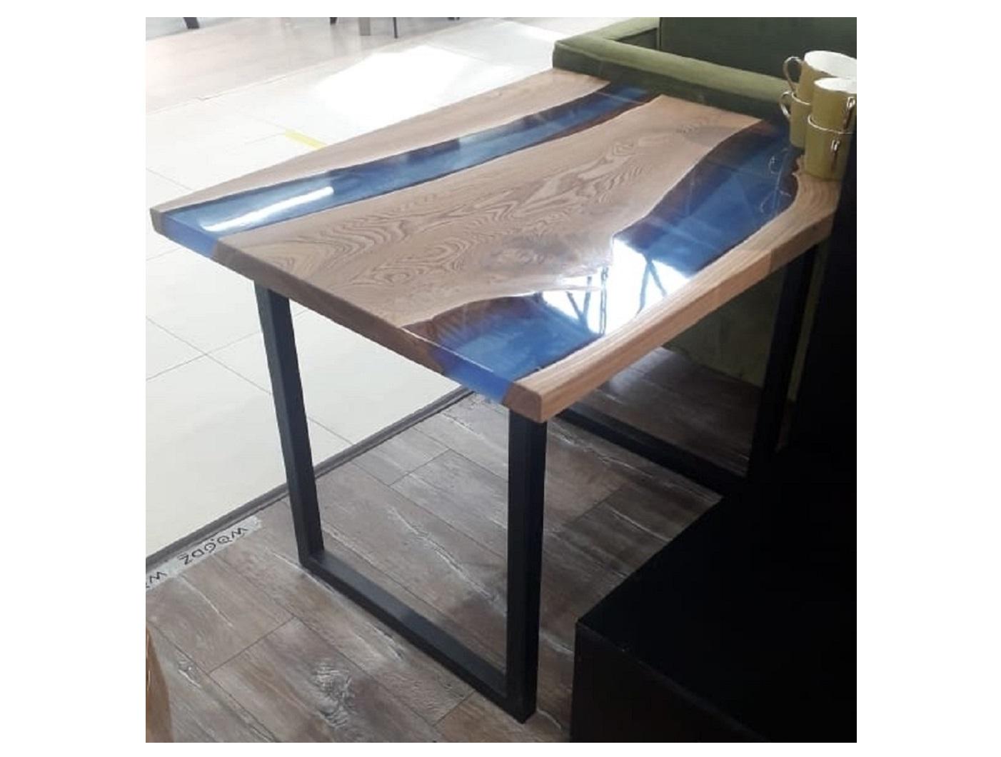 Обеденный стол (woodzpro) коричневый 80x75x100 см.