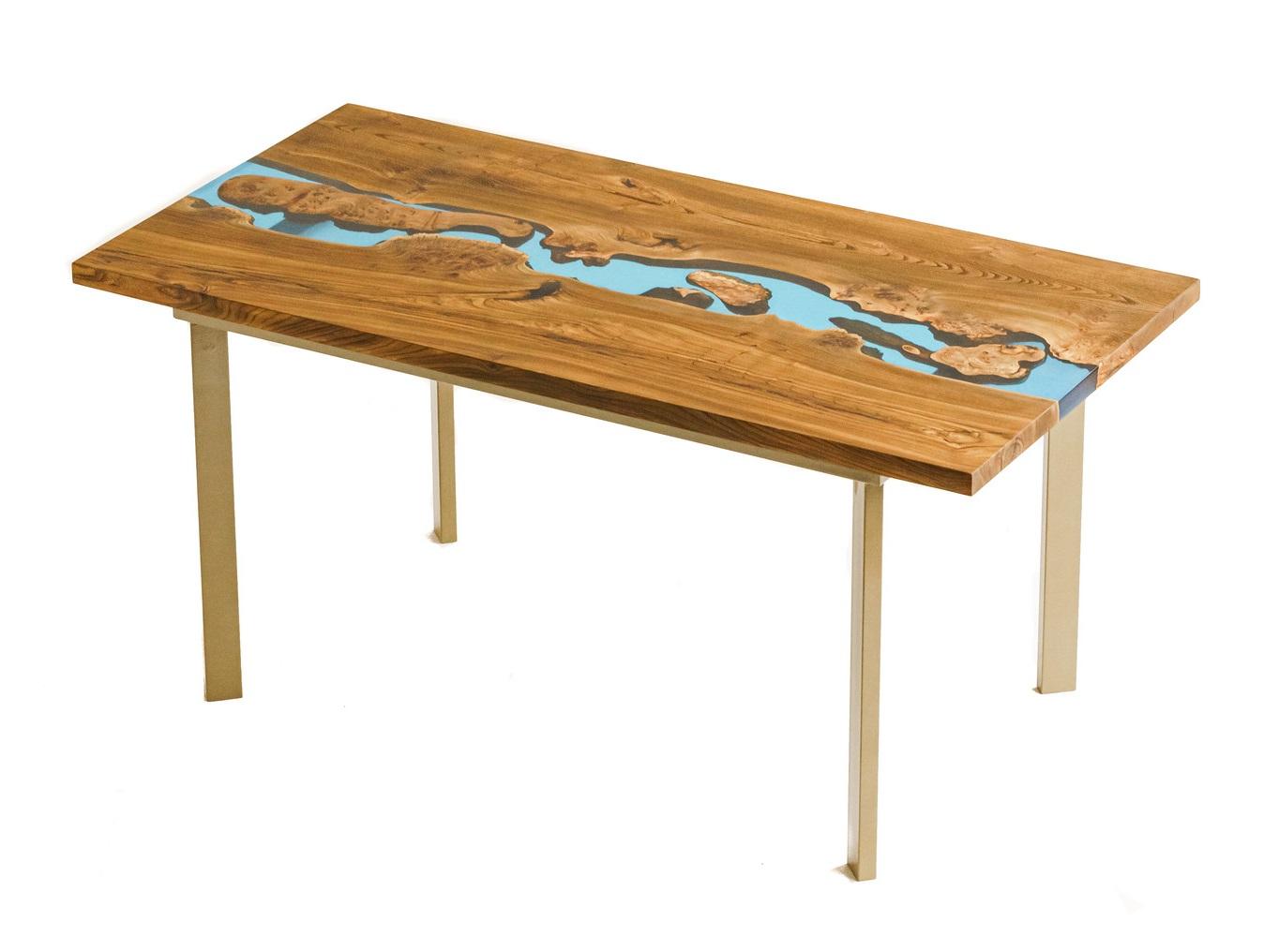 Обеденный стол (woodzpro) коричневый 80x75x160 см.